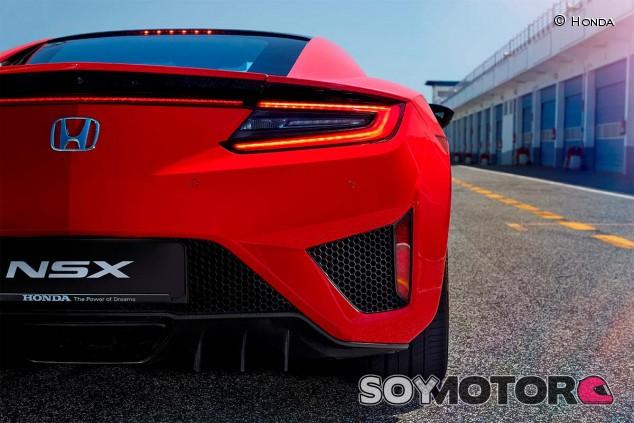 Honda NSX - SoyMotor.com