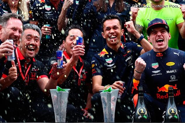Red Bull puede anunciar la renovación con Honda en Abu Dabi - SoyMotor.com