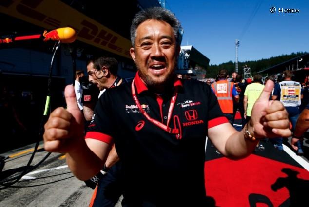 Primera victoria de Honda en Fórmula 1 desde su regreso en 2015 - SoyMotor.com