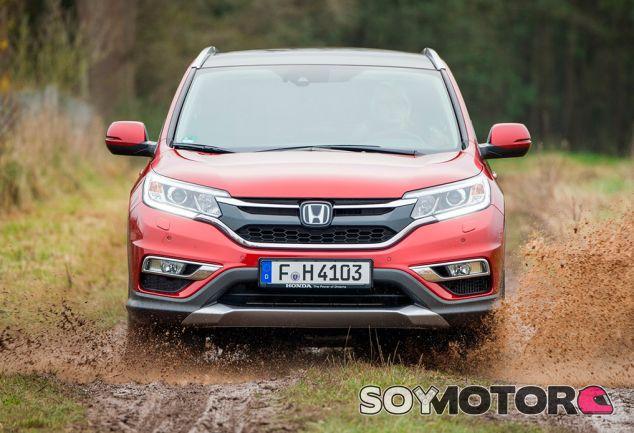 Honda fabricará en Japón los CR-V y HR-V para Europa - SoyMotor.com
