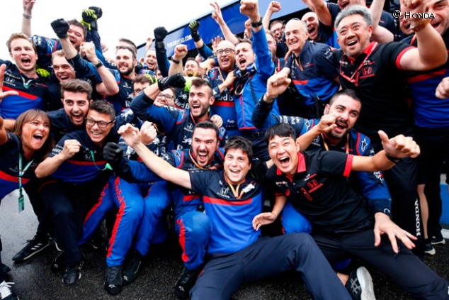 Dardo de Honda a Alonso tras el doble podio de su motor en Alemania - SoyMotor.com