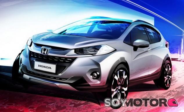 Honda WR-V 2017: Un mini SUV emergente