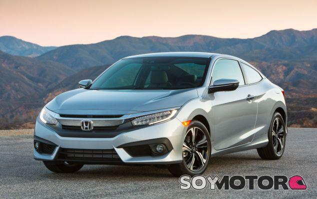 El Honda Civic Coupé es uno de los últimos lanzamientos de la marca - SoyMotor