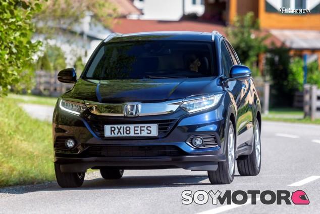 Honda HR-V - SoyMotor.com