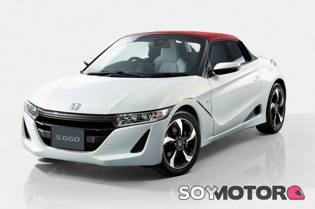Honda S660 - SoyMotor.com
