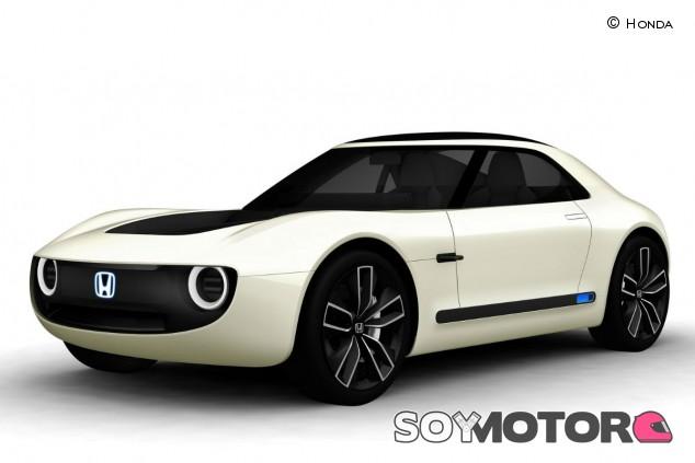Honda Sports EV Concept: ¿próximo modelo de producción? - SoyMotor.com