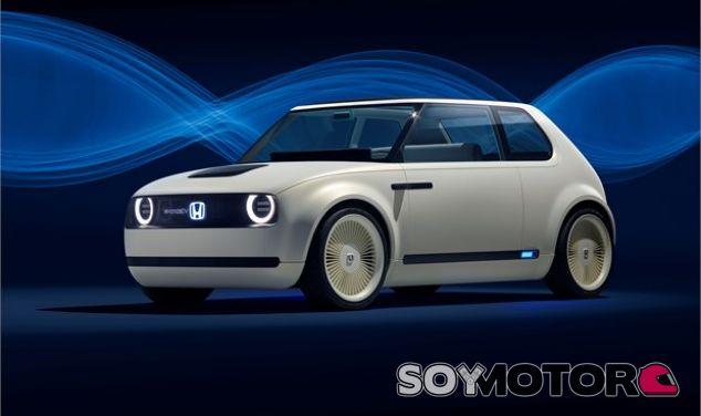 Honda urban Cv - SoyMotor.com