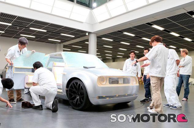 El Honda Urban EV,  'Mejor Concept Car' de 2018