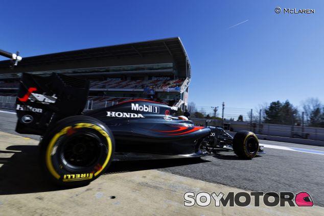 Honda aún está por detrás en desarrollo - LaF1