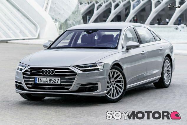 Audi A8 L - SoyMotor.com