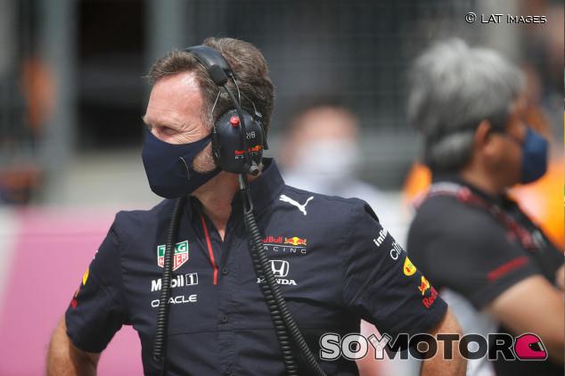 """Horner: """"Si la FIA quería mandar un mensaje, podían haber penalizado a los dos pilotos"""" - SoyMotor.com"""