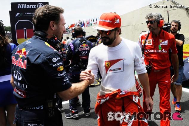 """Briatore defiende a Alonso: """"Horner no es el más adecuado para hablar de pilotos"""" - SoyMotor.com"""