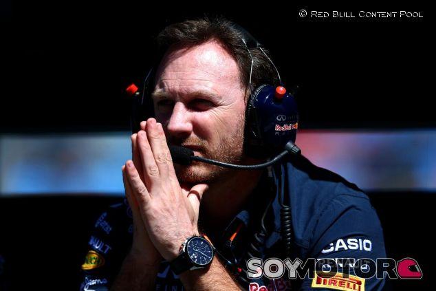 Christian Horner pensativo en Australia - LaF1