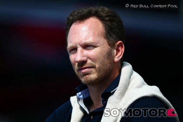Christian Horner en Austria - LaF1