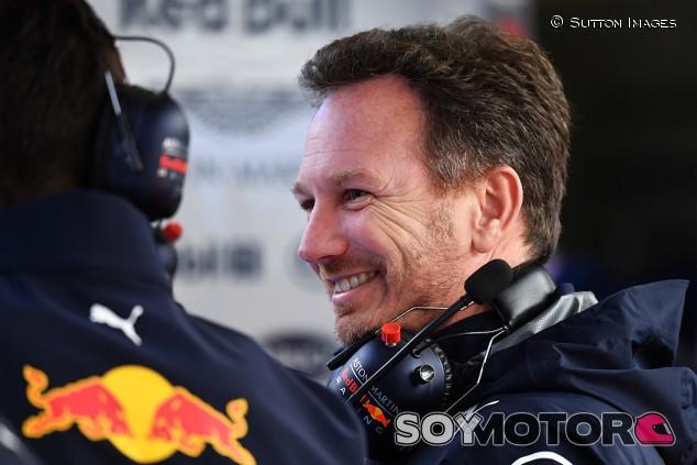 """Red Bull: """"Tenemos actualizaciones en proyecto para mejorar a corto plazo"""" - SoyMotor.com"""