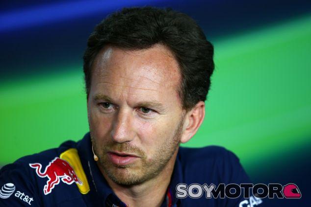 Horner acaba satisfecho el año 2015 - LaF1