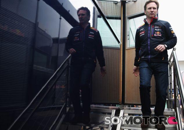 Christian Horner en Jerez - LaF1.es