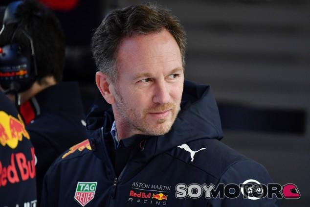 """Horner: """"Si hubiera un mundial en invierno, Ferrari ganaría siempre"""" - SoyMotor.com"""