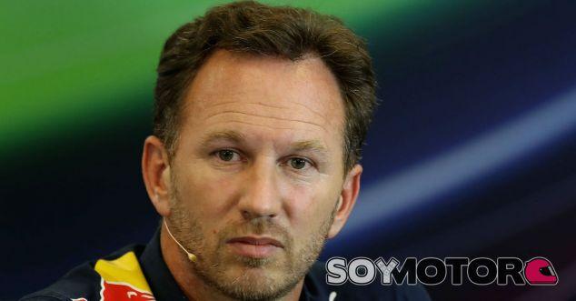 Horner, durante la rueda de prensa oficial en Austin - LaF1