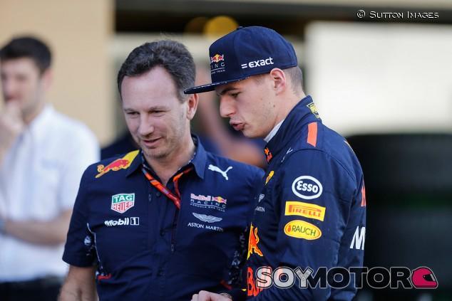 """Horner: """"Es emocionante para la Fórmula 1 tener a Verstappen"""" - SoyMotor.com"""