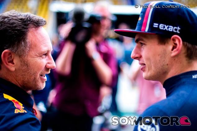 """Horner: """"Verstappen es el piloto que más en forma está"""" - SoyMotor.com"""