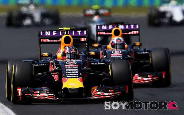 Los fabricantes no quieren dar su motor a Red Bull - LaF1