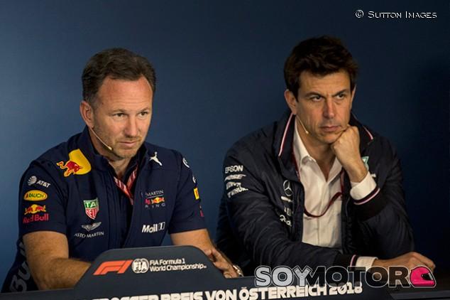 Mercedes siente la impotencia de Red Bull en 2014 ante Ferrari - SoyMotor.com