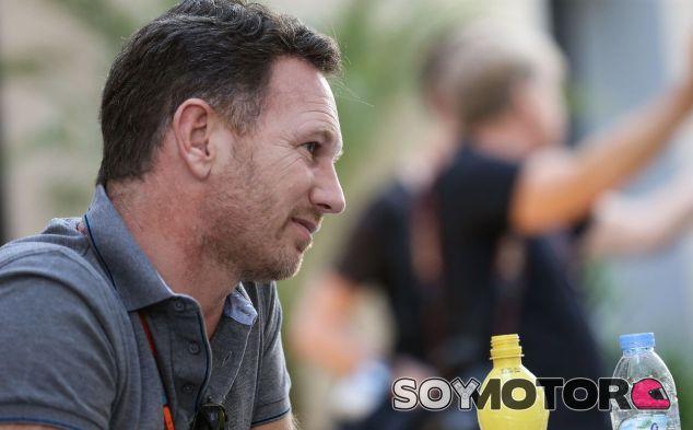 Christian Horner - SoyMotor.com