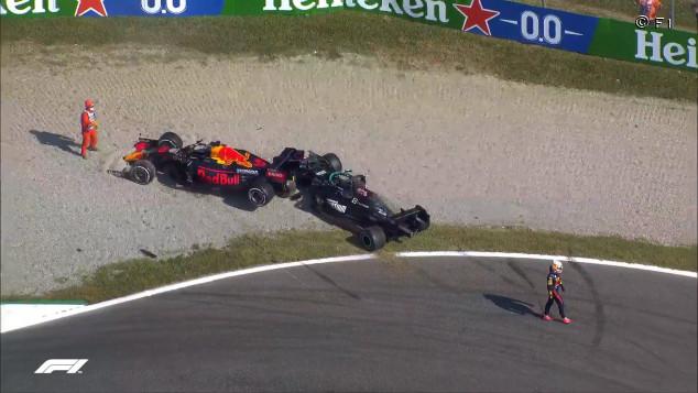 """La opinión de Horner sobre Monza: """"Es un incidente de carrera"""" - SoyMotor.com"""