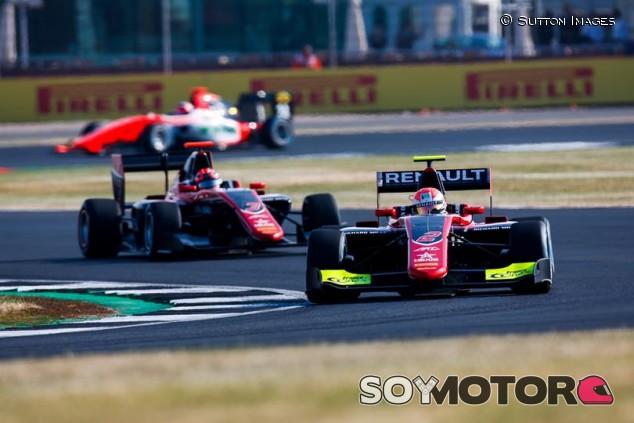 Carrera de GP3 en 2018 - SoyMotor.com