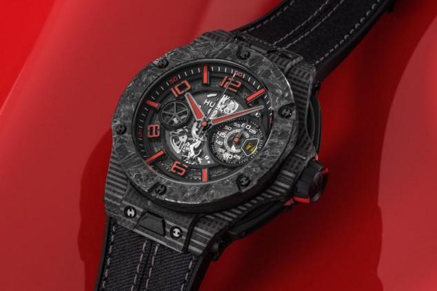 69604d221da Ampliar Tres relojes edición limitada para celebrar los 90 años de Ferrari  – SoyMotor.com
