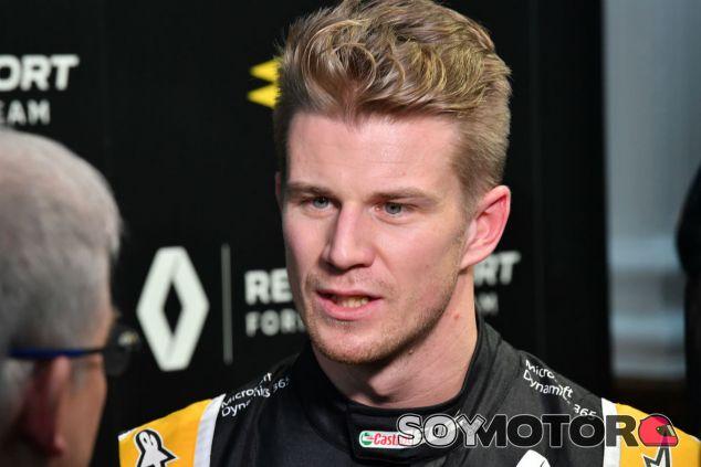 """Hülkenberg y el RS17: """"Cuando lo vi por primera vez, me impresionó""""- SoyMotor"""