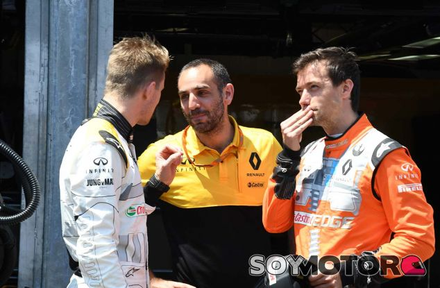 Un buen test de Kubica no le hará titular, según Abiteboul - SoyMotor.com