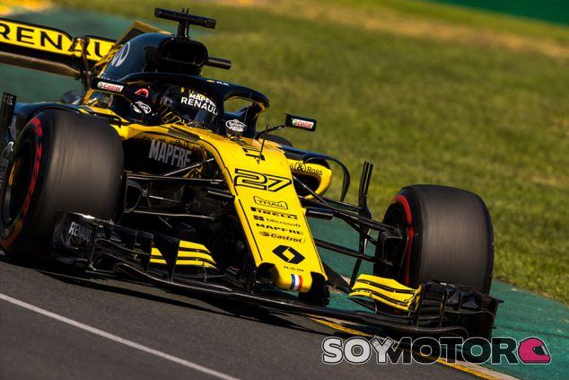 Nico Hülkenberg en Australia - SoyMotor.com