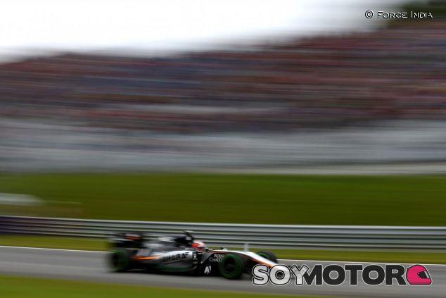 Nico Hulkenberg en Austria - LaF1.es