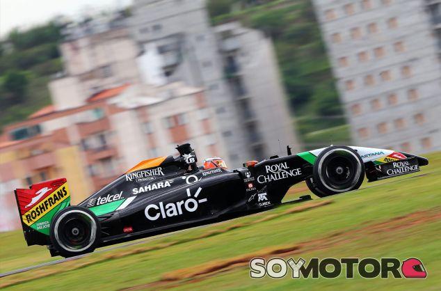 Nico Hülkenberg en Brasil - LaF1