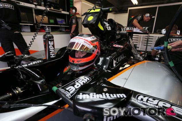 Nico Hulkenberg en Canadá - LaF1.es