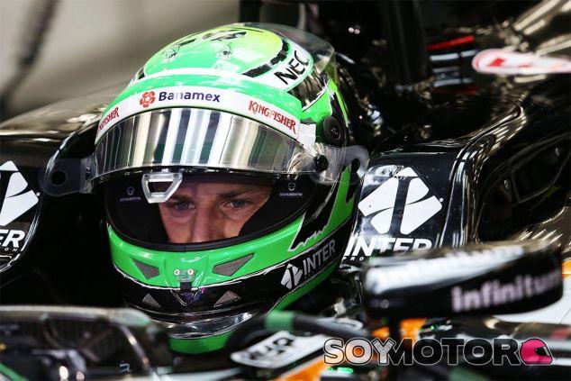 Nico Hülkenberg en Baréin - LaF1