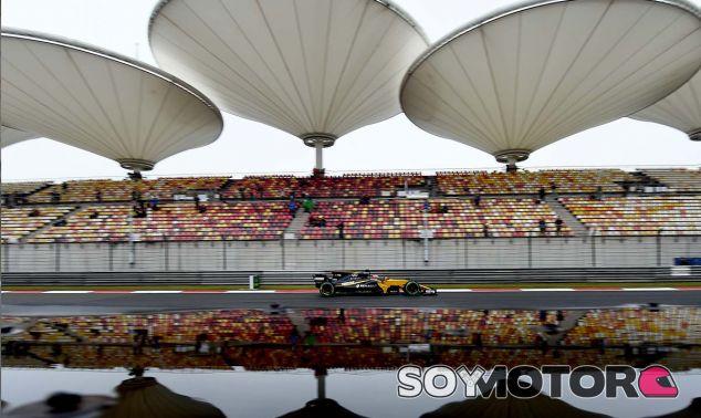 Renault en el GP de China F1 2017: Viernes - SoyMotor.com