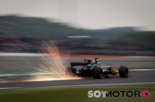 Renault en el GP de Gran Bretaña F1 2017: Sábado - SoyMotor.com