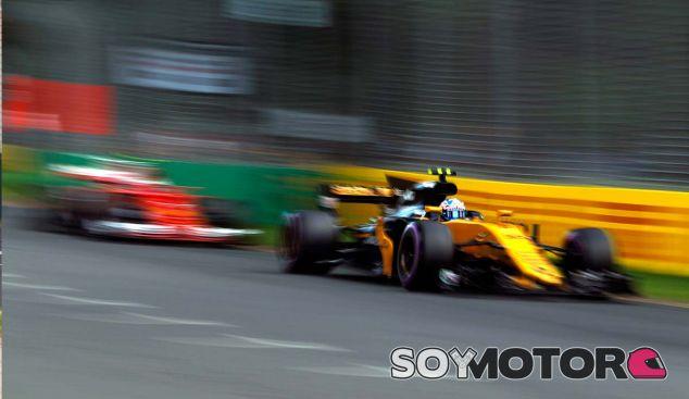 Renault ve posible ser el cuarto mejor equipo en 2017 - SoyMotor.com