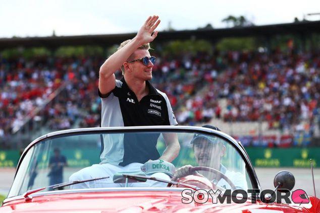 Nico Hülkenberg en Alemania - LaF1
