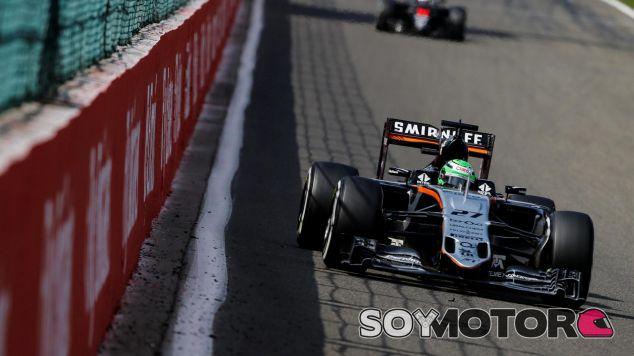 Hülkenberg espera repetir otro gran resultado en Monza - LaF1