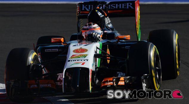 Force India, a la espera de que Ferrari confirme su alineación para 2015 - LaF1.es