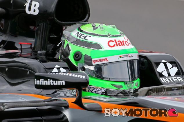 Hülkenberg abandonará Force India al término de esta temporada - LaF1