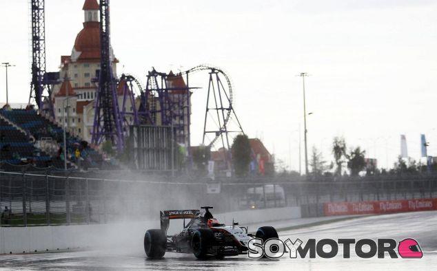 Nico Hülkenberg en Rusia - LaF1