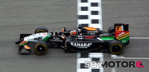 Force India busca más podios en la segunda parte del campeonato