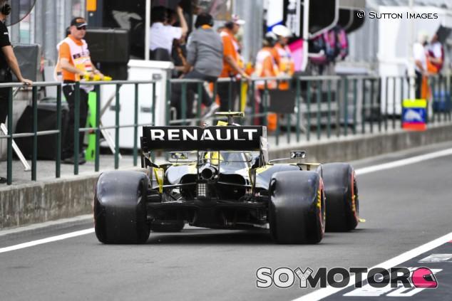 Renault en el GP de Hungría F1 2019: Viernes - SoyMotor.com