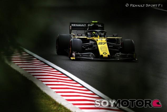 """Hülkenberg: """"Hemos bajado mucho el nivel, hay que revisar cosas"""" - SoyMotor.com"""