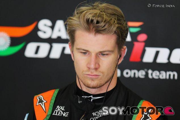 El de 2015 está siendo un inicio complicado para Hülkenberg y Force India - LaF1